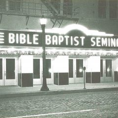 1st baptist seminary