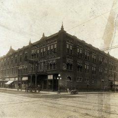 Metropolitan Hotel 1905, 9th & Main