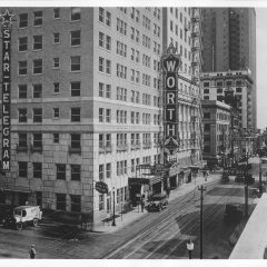 Worth Hotel – 1930s