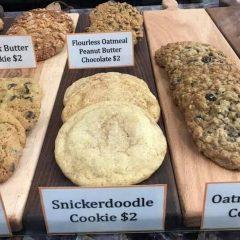 Black Rooster Cafe cookie display (2)