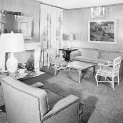 1952- Will Rogers Suite, Hotel Texas