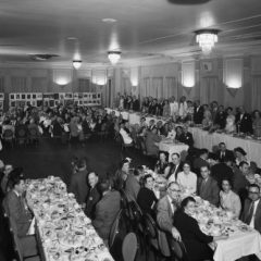 Texas Hotel Banquet Room 1952