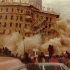Westbrook Hotel Implosion