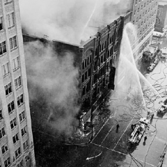 Old Worth Hotel Fire