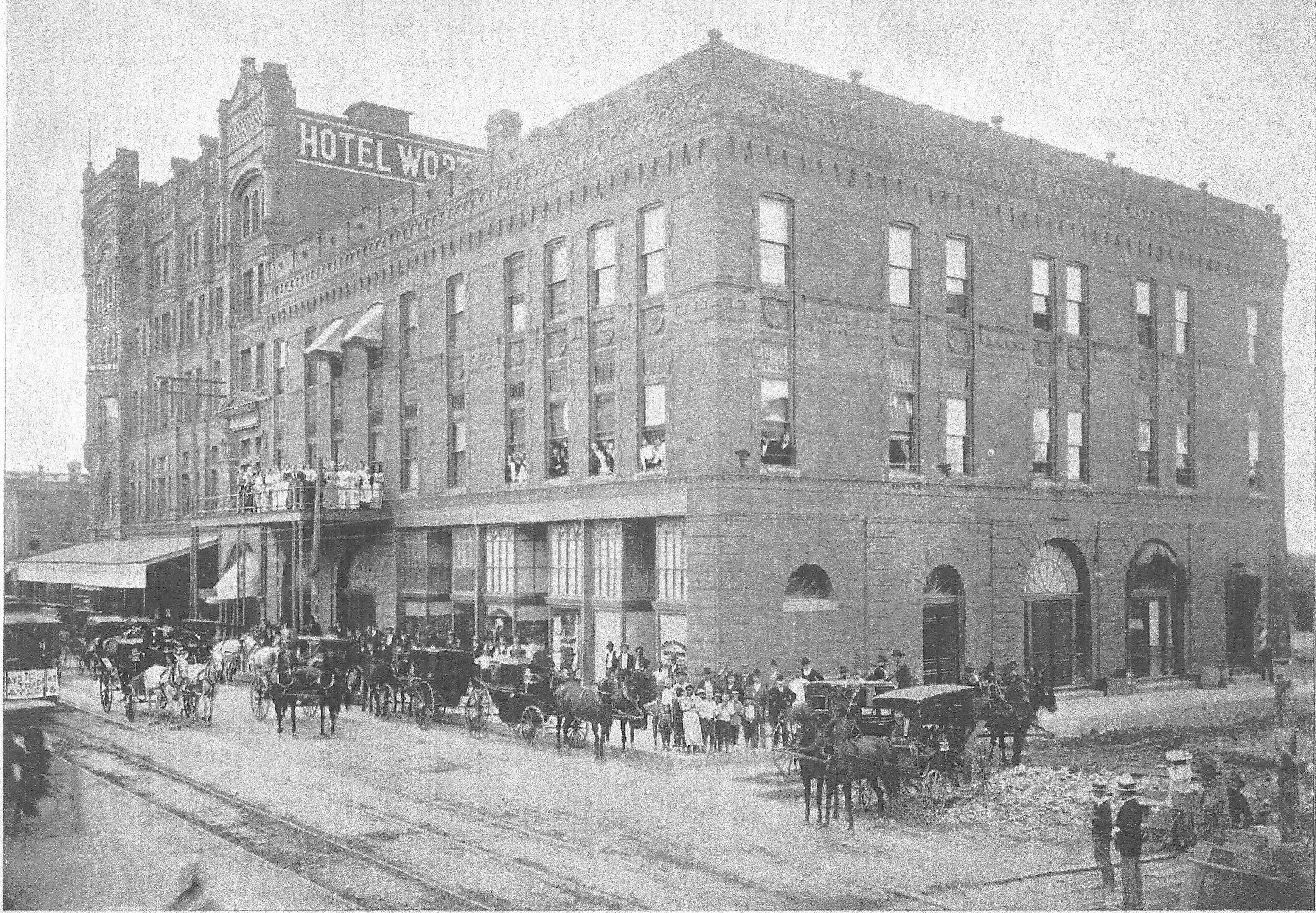 Old Worth Hotel