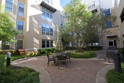 Mid-Rise Courtyard