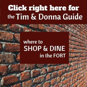 Fort Worth Shopping & Dining Guide