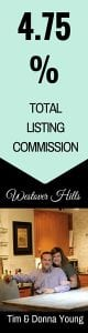 Total Listing Commission Westover Hills