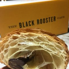 Chocolate Croissant at Black Rooster