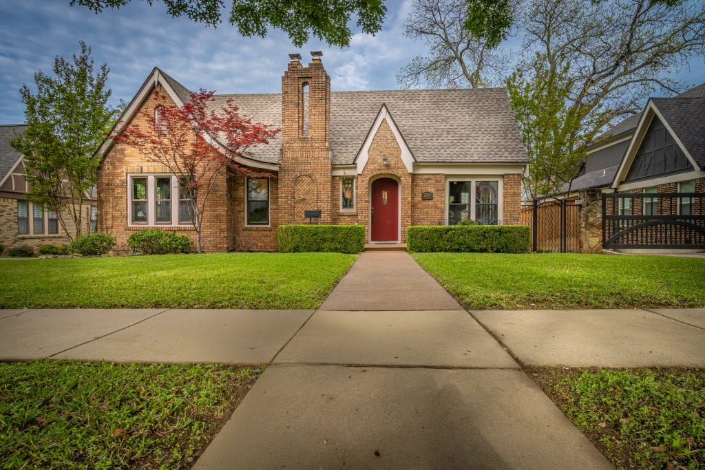 Lovely Tudor Revival Home for Sale in University Place